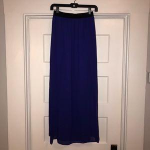 Tobi Emsee maxi skirt